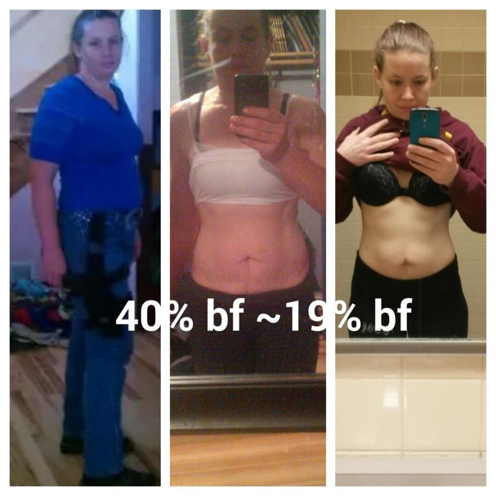 Weight Loss / Recomposition Journey (2/4)